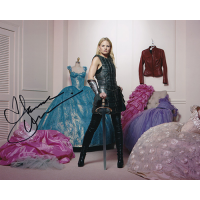 "Jennifer Morrison Autographed 8"" x 10"" (Once Upon A Time 1)"