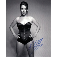 "Neve Campbell Autographed 8"" x 10"" - 1"