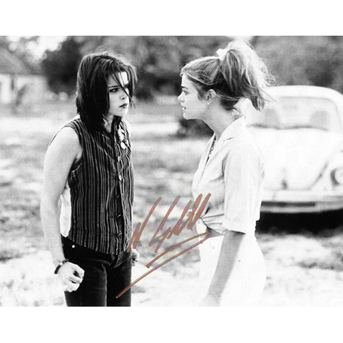 """Neve Campbell Autographed 8"""" x 10"""" (Wild Thing 3)"""