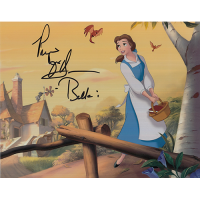 "Paige O'Hara Autographed 8""x10"" (Beauty & The Beast)"