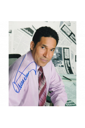 "Oscar Nunez Autographed 8""x10"" (The Office)"