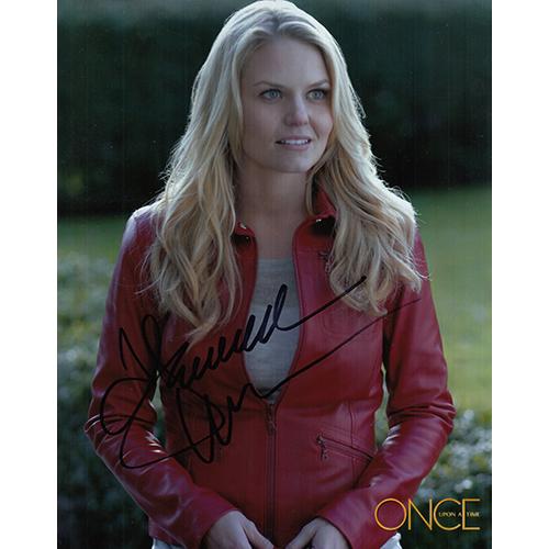 "Jennifer Morrison Autographed 8""x10"" (Once Upon A Time)"