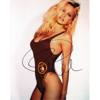 "Pamela Anderson Autographed 8""x10"" (Baywatch)"