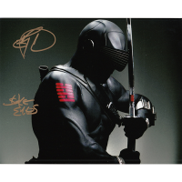 "Ray Park Autographed 8""x10"" (Snake-Eyes)"