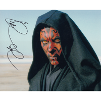 "Ray Park Autographed 8""x10"" (Star Wars)"