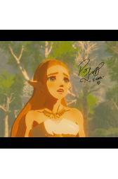 "Patricia Summersett Autographed 8""x10"" (Zelda)"