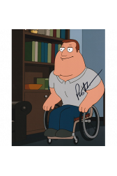 "Patrick Warburton Autographed 8""x10"" (Family Guy)"