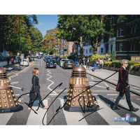 """Peter Capaldi Autographed 8""""x10"""" (Doctor Who)"""