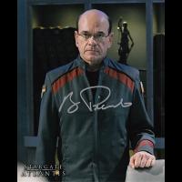 "Robert Picardo Autographed 8""x10"" (Stargate: Atlantis)"