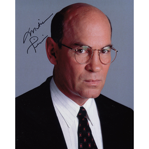 "Mitch Pileggi Autographed 8""x10"" (X-Files)"