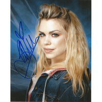 """Billie Piper Autographed 8""""x10"""" (Doctor Who)"""
