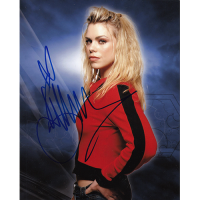 "Billie Piper Autographed 8""x10"" (Doctor Who)"