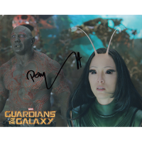 "Pom Klementieff Autographed 8""x10"" (Guardians of the Galaxy)"