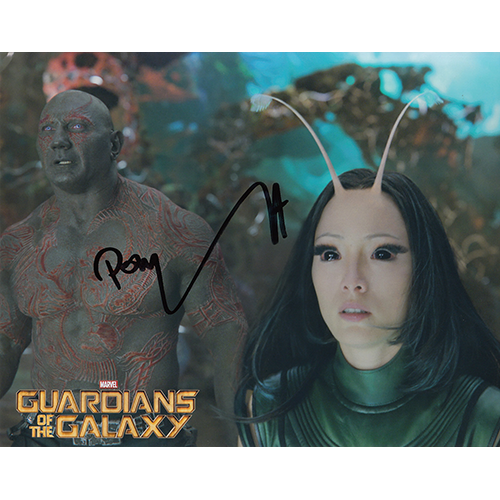 """Pom Klementieff Autographed 8""""x10"""" (Guardians of the Galaxy)"""
