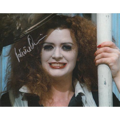 "Patricia Quinn Autographed 8""x10"" (Rocky Horror Picture Show)"