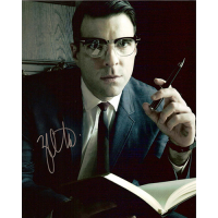 """Zachary Quinto Autographed 8""""x10"""" (American Horror Story)"""