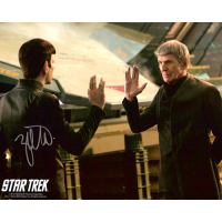 "Zachary Quinto Autographed 8""x10"" (Star Trek - Spock 1)"