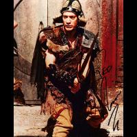 "Ted Raimi Autographed 8""x10"" (Xena 1)"