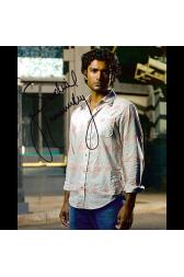 "Sandil Ramamurthy Autographed 8""x10"" (Heroes 2)"