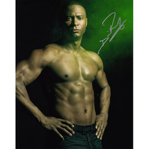 "David Ramsey Autographed 8""x10"" (Arrow)"