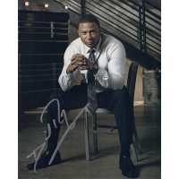 "David Ramsey Autographed 8""x10"" (Arrow)"