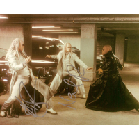 """Neil and Adrian Rayment Autographed 8""""x10"""" (The Matrix 2)"""