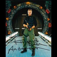 """Richard Dean Anderson Autographed 8""""x10"""" (Stargate SG-1)"""