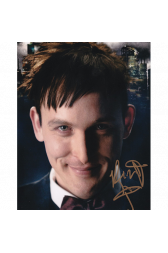 """Robin Lord Taylor Autographed 8""""x10"""" (Gotham)"""