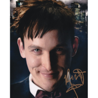 "Robin Lord Taylor Autographed 8""x10"" (Gotham)"
