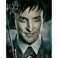 "Robin Lord Taylor Autographed 8"" x 10"" (Gotham)"