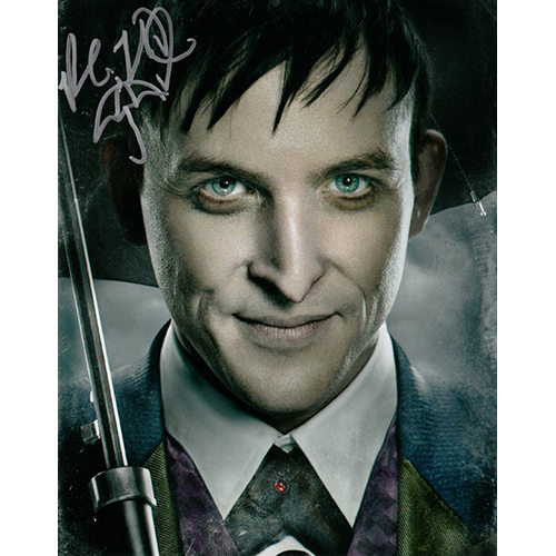 """Robin Lord Taylor Autographed 8"""" x 10"""" (Gotham)"""