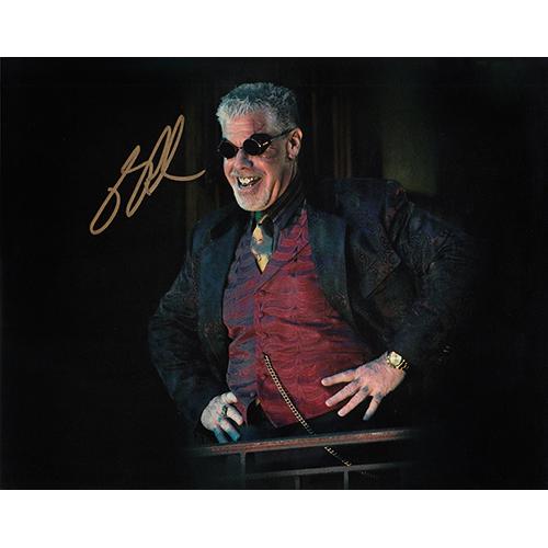 """Ron Perlman Autographed 8""""x10"""" (Pacific Rim)"""
