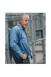 "Ron Perlman Autographed 8""x10"" (Sons Of Anarchy)"