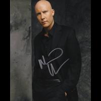 "Michael Rosenbaum Autographed 8"" x 10"" (Smallville 1)"