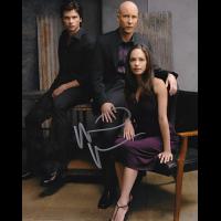 "Michael Rosenbaum Autographed 8"" x 10"" (Smallville 2)"