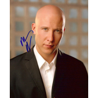 "Michael Rosenbaum Autographed 8""x10"" (Smallville - Lex Luthor 1)"