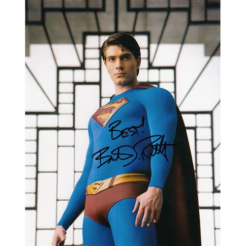 "Brandon Routh Autographed 8""x10"" (Superman Returns)"