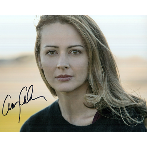 """Amy Acker Autographed 8""""x10"""" (The Gifted)"""