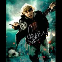 """Rupert Grint Autographed 8"""" x 10"""" (Harry Potter 1)"""