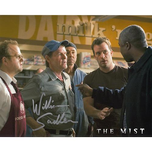 "William Sadler Autographed 8""x10"" (The Mist)"