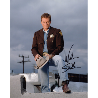 "William Sadler Autographed 8""x10"" (Roswell)"
