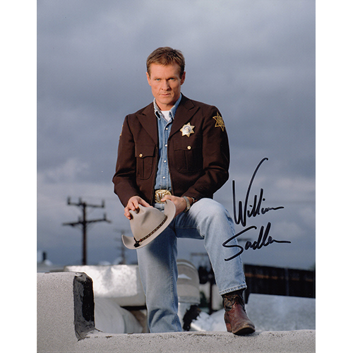 """William Sadler Autographed 8""""x10"""" (Roswell)"""