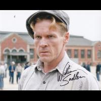 """William Sadler Autographed 8""""x10"""" (Shawshank Redemption)"""