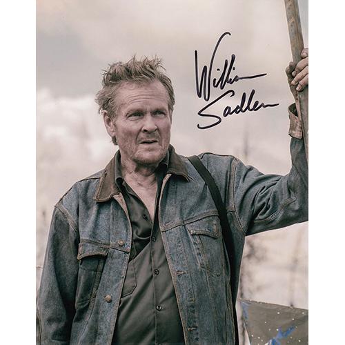 """William Sadler Autographed 8""""x10"""" (Z Nation)"""