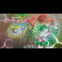"Amanda Miller Autographed 10""x 6"" (Sailor Moon)"