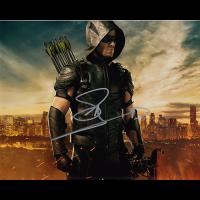 "Stephen Amell Autographed 8""x10"" (Arrow)"