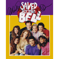 """Saved By The Bell Cast Autographed 8""""x10"""" (Saved By The Bell)"""