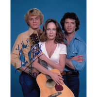 "John Schneider Autographed 8""x10"" (Dukes of Hazzard)"