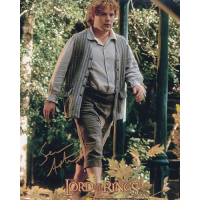 "Sean Astin Autographed 8""x10"" (Lord of the Rings)"