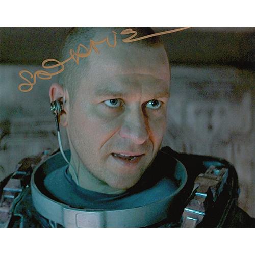 "Sean Pertwee Autographed 8""x10"" (Event Horizon)"
